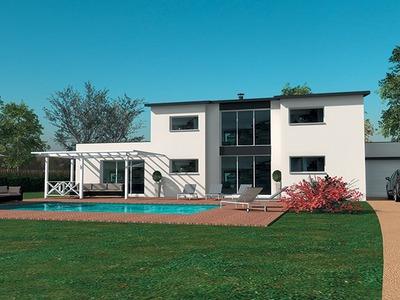 Maison neuve, 194 m²