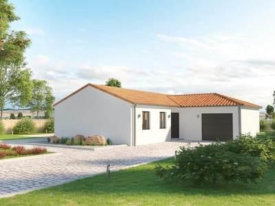 Maison neuve, 80 m² - Bouguenais (44340)