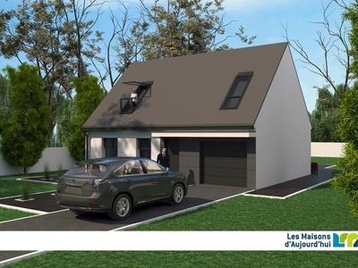Maison neuve, 86,8 m²