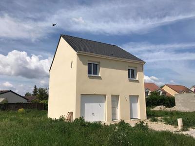 Maison neuve, 87 m² - Hellemmes Lille (59260)