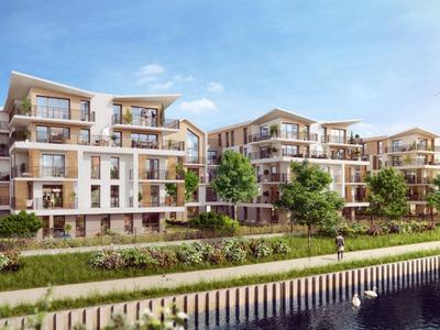 Programme appartement neuf Neuf à Vaires-sur-Marne (77360 ...