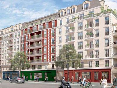 Programme Immobilier Neuf à La Garenne-Colombes (92250) - SuperimmoNeuf