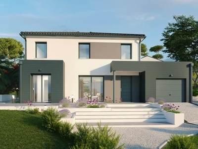 Maison neuve, 137 m² - Menomblet (85700)