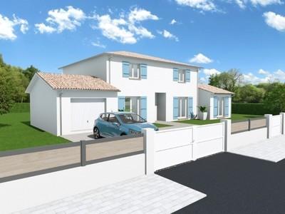 Maison neuve, 95 m²