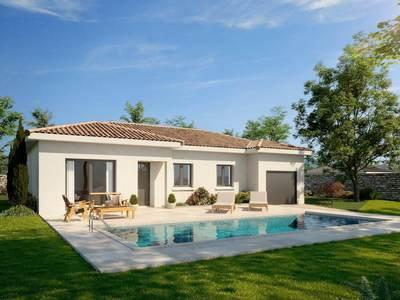 Maison neuve, 95 m² - Champdieu (42600)
