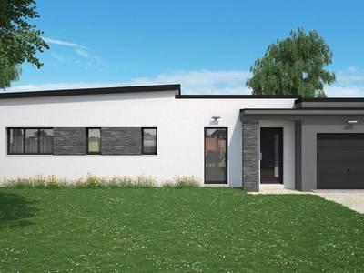 Maison neuve, 103 m² - Mauléon (79700)