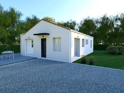 Terrain à bâtir, 551 m²