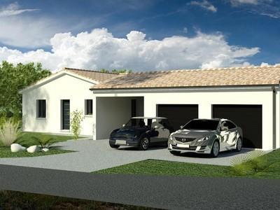 Maison neuve, 120 m² - Vaux-sur-Mer (17640)