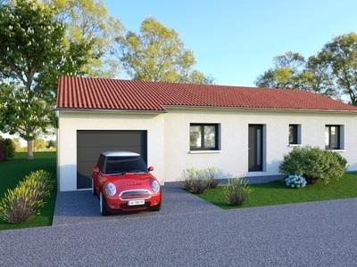 Maison neuve, 92 m² - Chanonat (63450)