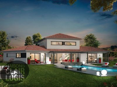 Maison neuve, 220 m²