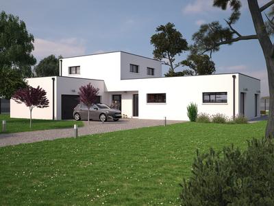 Maison neuve, 251 m²