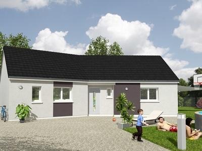 Maison neuve, 110 m² - Vignoux-sur-Barangeon (18500)