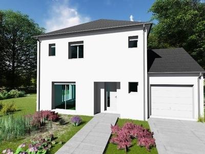 Maison neuve, 128 m² - Issoire (63500)