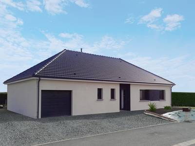 Maison neuve, 86 m²