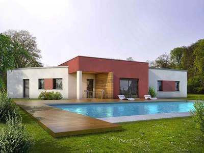 Maison neuve, 130 m² - Vertaizon (63910)