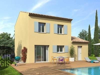 Maison neuve, 82 m² - Juvignac (34990)