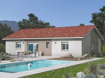 Maison neuve, 80 m² - Monistrol-sur-Loire (43120)