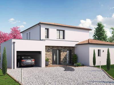 Maison neuve, 148 m² - Mauléon (79700)