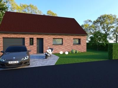 Maison neuve, 68 m²