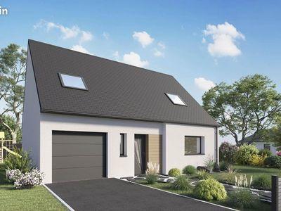 Maison neuve, 102 m² - Louviers (27400)