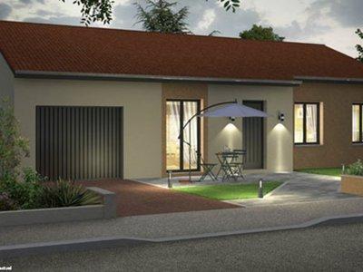 Terrain + Maison à St Germain du Plain - Maison Partner