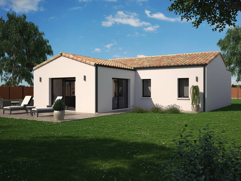 Maison neuve, 135 m²
