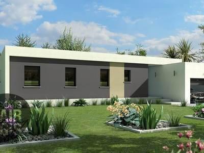 Maison neuve, 85 m² - Juvignac (34990)