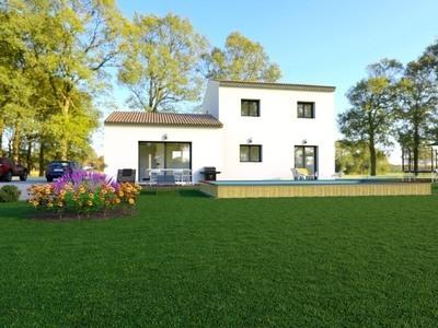 Maison neuve, 115 m² - Ventabren (13122)