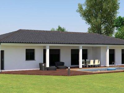 Terrain à bâtir, 2 280 m²