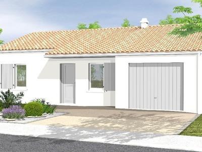 Maison neuve, 58 m²