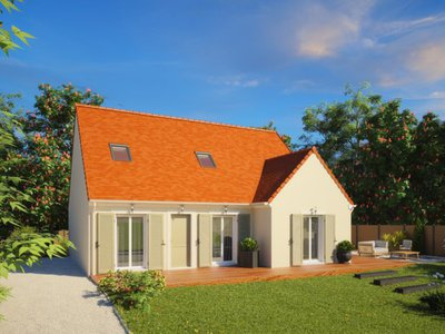 Maison neuve, 124 m²