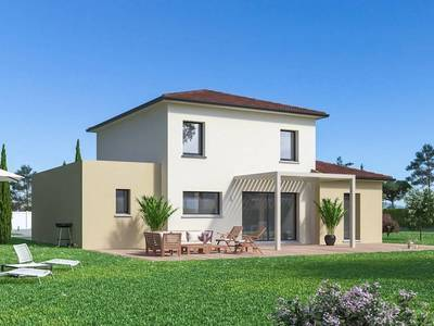Maison neuve, 128 m² - Luçon (85400)