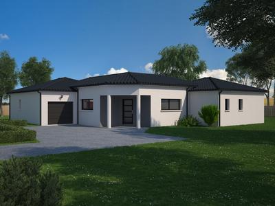 Maison neuve, 161 m²