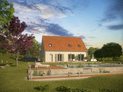 Programme immobilier neuf villers bocage 80260 superimmoneuf - Domotique maison neuve ...
