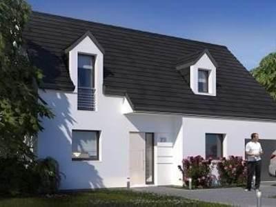 Maison neuve, 92,57 m² - Val-de-Reuil (27100)