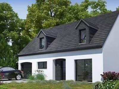 Maison neuve, 126,97 m²