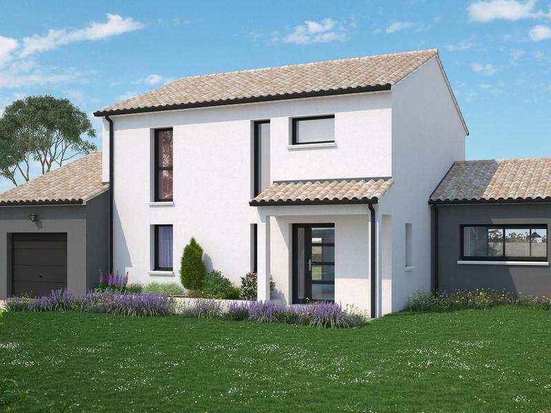 Maison neuve, 150 m²