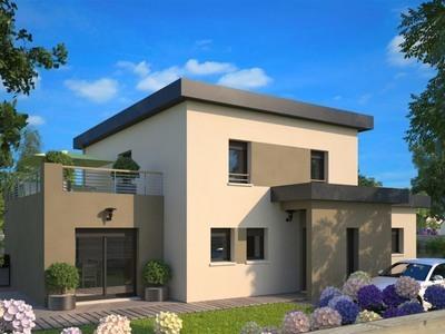 Maison neuve, 167 m²