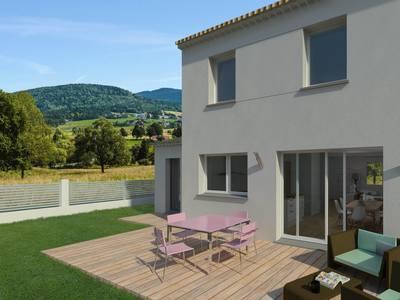 Maison neuve, 90 m² - Marseille 15ème (13015)