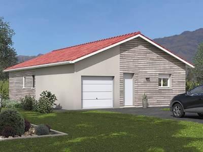 Maison neuve, 90 m² - Monistrol-sur-Loire (43120)