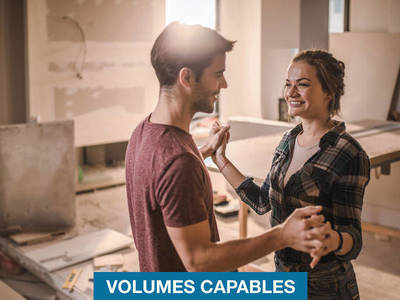 L'AUTRE RIVE - Appartements Volumes Capables