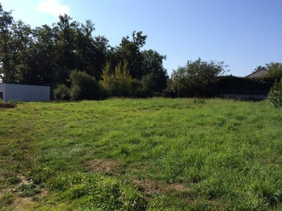 Terrain neuf, 1 200 m²