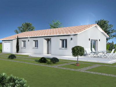 Maison neuve, 82 m² - Antoingt (63340)