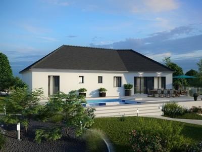 Maison neuve, 136 m²