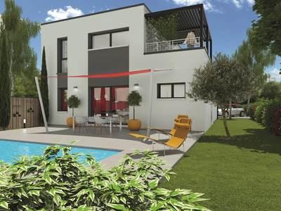 Maison neuve, 115 m² - Aureilhan (65800)