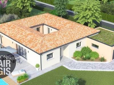 Maison neuve, 110 m² - Domérat (03410)