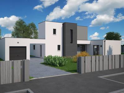 Maison neuve, 208 m²