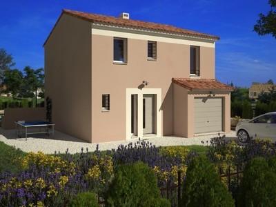 Maison neuve, 80 m² - Niort (79000)