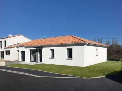 Maison neuve, 97 m²