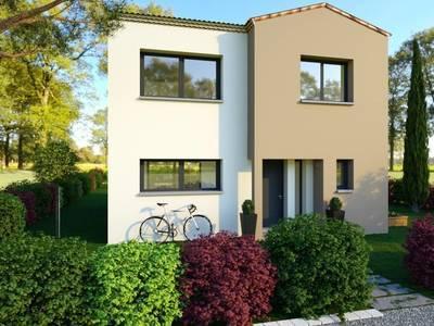 Maison neuve, 125 m² - Semussac (17120)